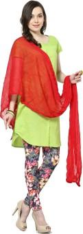 Shaditya Fashions Faux Chiffon Solid Women's Dupatta - DUPE9SY4BZUMGGVQ