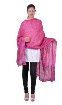 Soundarya Cotton Printed Women's Dupatta