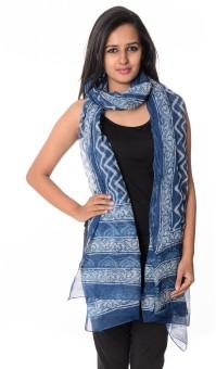 Geeta Silk Cotton Blend Printed Women's Dupatta - DUPE3F3NXHURYJ8C
