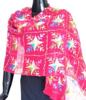 Giftpiper Pure Chiffon Embroidered Women's Dupatta