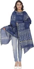 aarohee Cotton Floral Print Women's Dupatta