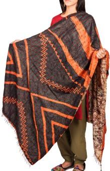Hepburnette Art Silk Self Design Women's Dupatta
