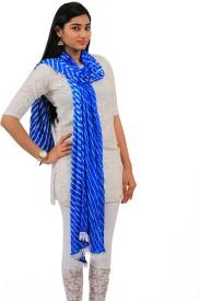 saheli desgins Synthetic Chiffon Geometric Print Women's Dupatta