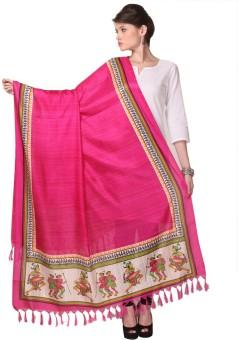 Varanga Chanderi Printed Women's Dupatta - DUPE8REMRBVPWPQB
