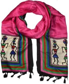 Shopatplaces Art Silk Self Design Women's Dupatta - DUPEE5TRDVTETRA9