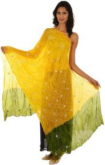 Fashiana Art Silk Self Design Women's Dupatta - DUPE6HZZYJZSMS2Z