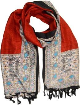 Shopatplaces Art Silk Self Design Women's Dupatta - DUPEE5RJGZM2QVYG