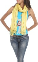 Rajrang Viscose Self Design Women's Dupatta
