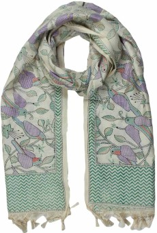 Shopatplaces Art Silk Self Design Women's Dupatta - DUPEE5TRVYKHVVZ5