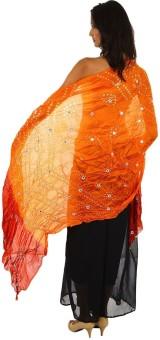 Fashiana Art Silk Self Design Women's Dupatta - DUPE6HZZZGSGYWU5