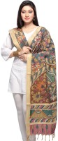 Uppada Cotton Floral Print Women's Dupatta - DUPEYQJHJKKNQXRD