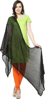 Shaditya Fashions Faux Chiffon Solid Women's Dupatta - DUPE9SY4J3YRRYG9