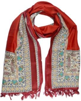 Shopatplaces Art Silk Self Design Women's Dupatta - DUPEE5RJ9FHN4P2P