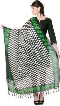 Varanga Chanderi Printed Women's Dupatta - DUPE8RENA3XESZMD