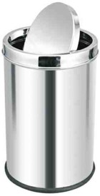 Ridhi Sidhi Ezone Swing Stainless Steel Dustbin
