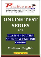 Buy NGN Test Prep Olympiad - Maths + Science (Class 7) Online Test