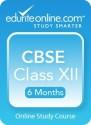 Edurite CBSE Class 12 : 6 Months Online Course - Voucher