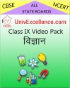 Avdhan CBSE Class 9 Video Pack - Vigyan School Course Material - Voucher