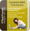Test Funda Complete MBA Test Centre Online Test - Voucher