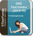 Test Funda Complete Test Prep GRE Test Centre (2014 - 15) Online Test - Voucher