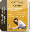 Test Funda CAT Test Centre Online Test - Voucher