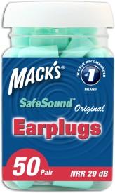 Mack's Safe Sound Original Soft Foam Ear Plug