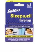 Simon's Sleepwell Ear Plug (Blue)