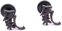 The Jewelbox Zen Stainless Steel Stud Earring