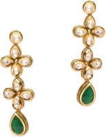 BGS Kundan Earring Alloy Drop Earring