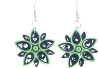 4c68394cc4e9b 65% OFF on Floral Jhumka CZ Earring cuffs By Chaahat on Snapdeal ...