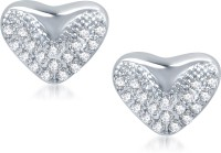 Meenaz The Art Of Loves Cubic Zirconia Alloy Stud Earring