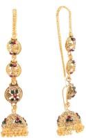 Tsquare Antique Design Alloy Jhumki Earring