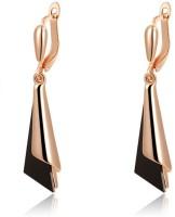 Woman Wa Upscale Fashion Rose Gold Alloy Drop Earring