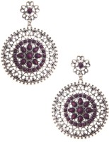 Jewelizer Ultra Chic Bohemian Style Alloy Drop Earring
