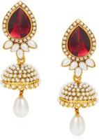 Sukkhi Cluster Alloy Jhumki Earring