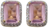 Sheetal Jewellery  K Cubic Zirconia Brass, Alloy Stud Earring