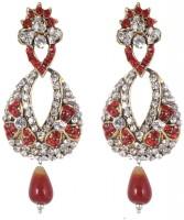 SP Jewellery Rhodium Plated Alloy Drop Earring - ERGEY6NKBVZMWGRW