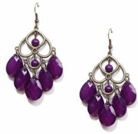 Ayesha Fashions Contempary  K Metal Chandelier Earring