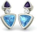 BlueStone The Urban Charms White Gold Stud Earring - ERGDTSHCVBMSVJ8D