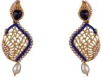 R18Jewels-Fashion&U Royal Princess Rajeshwari Metal Drop Earring