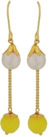 Maayra Cool Crystal Alloy Dangle Earring