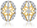 Karatcraft Yellow Gold, White Gold Stud Earring - ERGDVD62Y5QQBNGK