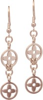 Vendee Fashion Steel Stainless Steel Dangle Earring