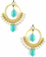 The Art Jewellery Alloy Dangle Earring