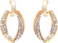 Jewelz Brass Metal Drop Earring