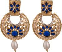 R18Jewels-Fashion&U Royal Princess_Swaragini Metal, Crystal Chandbali Earring