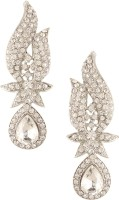 Fashionaya Daimond Star Cubic Zirconia Alloy Drop Earring