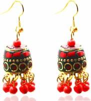 Bling N Beads Antique Look Alloy Jhumki Earring