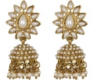 Senoritafashion Alloy Jhumki Alloy Jhumki Earring