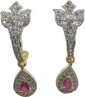 GJ Creations GJ Creations Brass Fancy Bali For Women Brass Drop Earring